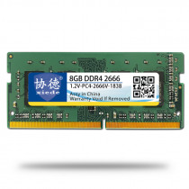 XIEDE X064 notebook DDR4 8GB 2666Hz computer memory fully compatible