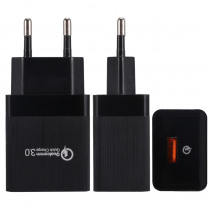 EU Quick Charger 3.0 USB Charger Power Adapter For Smartphone Tablet PC