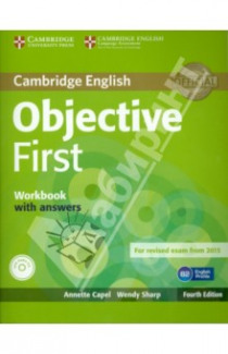 Objective First. Workbook with answers (+CD)