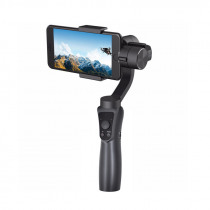 S5 Wireless App Control Handheld Gimbal Stabilizer for Smart Phone under 6 Inch Sport Camera