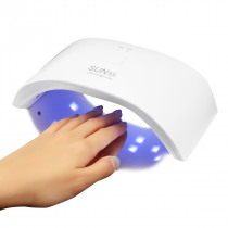 USB Portable 36W 12 LED Lamp Nail Dryer Machine Manicure Tool