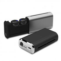 [Truly Wireless] bluetooth 5.0 TWS Earphone Stereo HIFI Sound Anti-friction With Charging Box
