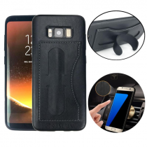 Bakeey™ PU Leather Kickstand Card Slot Magnetic Cover Case for Samsung Galaxy S8 5.8 Inch