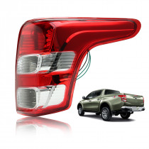 Right Driver Car Rear Tail Light Lamp Cover Assembly for Mitsubishi L200 Triton/Fiat Strada 2015-ON