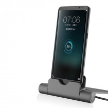 Type-C Port Charger 360º Rotation Phone Holder For Samsung Galaxy Note 9/Galaxy Note 8 Huawei Mate 20/Mate 20 Pro/Xiaomi Mi8