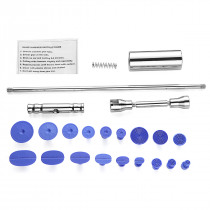 Car Dent Removal Repair Tool Kit Auto Body Suction Cup Slide Hammer 18pcs Gasket