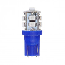 T10 1210 3528 0.5W 60LM Car 10SMD LED Side Marker Lights Bulb Width Lamp Blue
