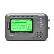 Sathero SH-200HD DVB-S2 Digital TV Signal Satellite Finder Meter MPEG-4 22KHz 13V 18V with 2.5 Inch LCD Display