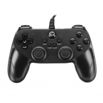Betop D2E USB Wired Vibration Turbo Gamepad for PC Windows PS3 TV Box Android Mobile Phone