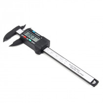 Stainless Steel Electronic Vernier Micrometer Guage Tool with LCD Screen Display 150mm 100mm