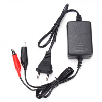 DC 12V 1.2A Car Motorcycle ATV Smart Compact Battery Charger Tender Maintainer EU Plug
