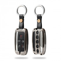 Car Key Case Shell Remote Key Case Holder Cover For Land Rover Discovery Range Rover Sport Evoque