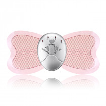Mini Electronic Pulse Electric Massager Portable Relaxing