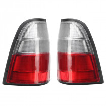 Car Rear Tail Light Brake Lamp with Wiring Left/Right for Isuzu KB/Pickup/TFR/TFS Vauxhall