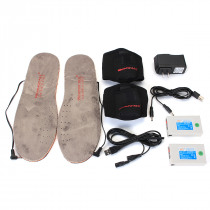 Electric Heated Insoles Shoe Mat Thermal Foot Care Warmer