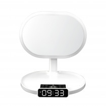 Multi-function Makeup Mirrors with LED Light Table Lamp