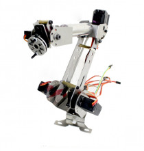 DoArm S6 6 DoF Robot Arm ABB Model Metal Mechanical Manipulator Kit