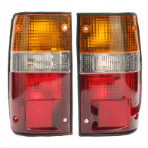 Car Rear Tail Light Lamp Pair for Toyoto Hilux Pickup MK3 LN RN YN 2 4WD 1989-1994