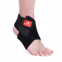 PC Kyncilor Nylon Ankle Support Elasticity Adjustment Protection Sports Fitness Ankle Brace Protector