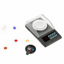 Precision Digital Jewelry Scale 50G 0.001g High-precision USB Electronic Scale Mini Jewelry Scale Carat Industrial Small Scale