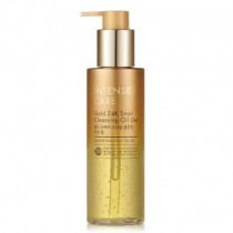 Очищающий гель Intense Care Gold 24K Snail Cleansing Gel