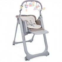 Стульчик Chicco Polly Magic Relax, cocoa